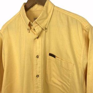 Woolrich Men's Button Up Shirt Size Medium